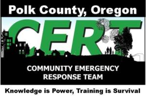 Polk County CERT: Knowledge is Power, Training is Survival