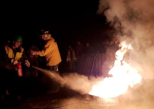 CERT Fire 7-960