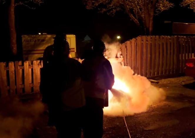 CERT Fire 8-960