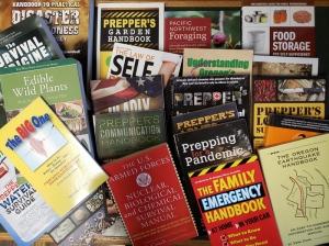 Emergency preparedness books
